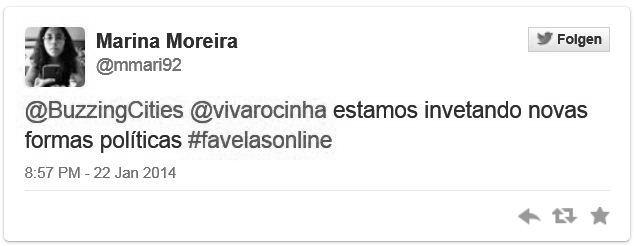 Twitter Favelas